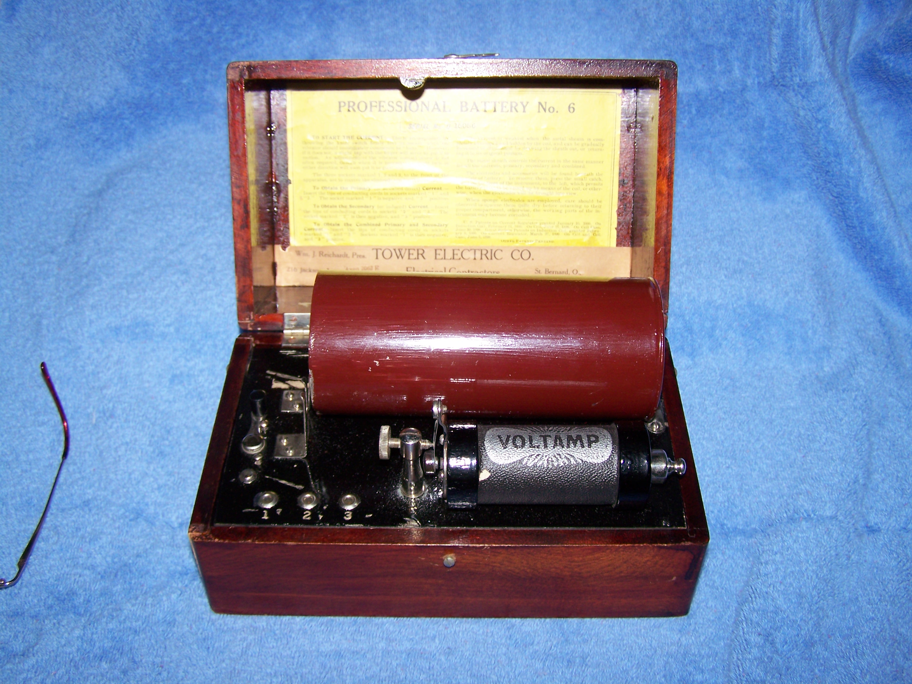 Voltamp Professional Battery No. 6